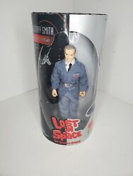 Lost In Space Tv Series Dr. Zachary Smith Figure 1998 By Trendmasters Rare