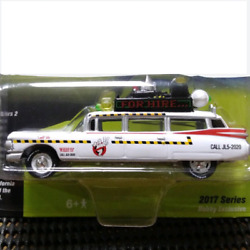 Johnny Lightning 1959 Cadillac Eldorado Ghost Busters Ecto-1a New From Japan F/s