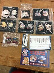Willabee And Ward Super Bowl Pin Collection 11 Pins Cowboys Steelers Packers