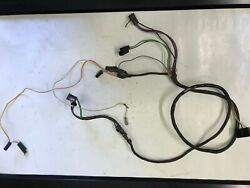 1966 66 Olds Cutlass S 442 Used Oem Auto Console Wiring Harness