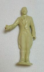 Marx Super Circus Claude Kirchner Character Figure Vintage 1950s Rubber Playset
