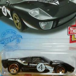 Assorted Hot Wheels Ford Gt-40 Black Gumball