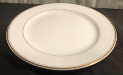 """Steubenville China Guaranteed 18 Carat Gold 10"""" Replacement Dinner Plate 3256"""