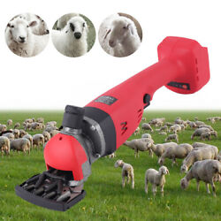 300w Sheep Shears Clippers Goat Shave Grooming Farm Supplies 2 Gear 2400 Rpm