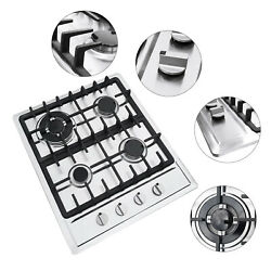 23 Built-in 4 Burners Gas Cooktop With Iron Frame Ng/lpg Gas Hob Gas Cooker
