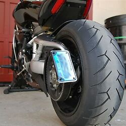Ducati Diavel 1260 Side Mount License Plate 2 Position New Rage Cycles