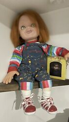 Chucky Doll Life Size 🔥🔥the Last One🔥🔥