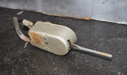 Vintage Car Turn Signal Accessory W/tung Sol Flasher Possibly From Mg Tc Or Td