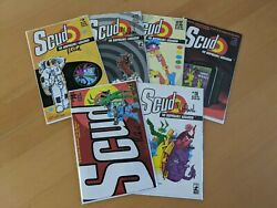 Scud The Disposable Assassin 6 Book Bundle - Signed