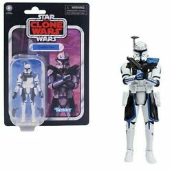 Star Wars Vintage Collection Captain Rex 3.75 Figure The Clone Wars In Stock