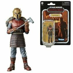Star Wars Vintage Collection The Armorer 3.75 Figure The Mandalorian In Stock