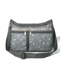 My Neighbor Totoro Lesportsac Gray Deluxe Everyday Bag Classic Shoulder M 944ey
