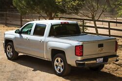 Pace-edwards Smfa05a28 Switchblade Metal Tonneau Cover Kit Fits 15-20 F-150