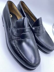 G.h. Bass Weejuns Slip On Penny Loafers Leather Shoes Menandrsquos Usa 11 D