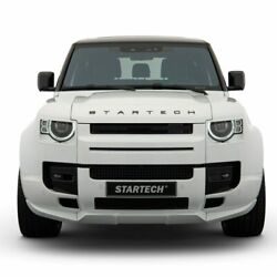 Land Rover Defender Startech Front Spoiler Add On 2020