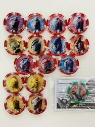 Ultraman Medal 90 Access Cards Sold In Bulk Postage Included From Japan Used
