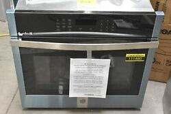 Ge Jts3000snss 30 Stainless Steel Single Wall Oven Nob 111480