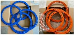 2017-2018 Ford Raptor Bead Lock Wheel Trim Ring Set, 2 Colors Available