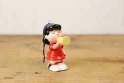 Determined Lucy Musician Series Ornaments/vintages Peanuts/pottery 14861