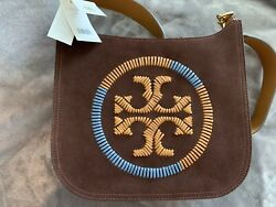 Tory Burch New Suede Bag $428 $260.00