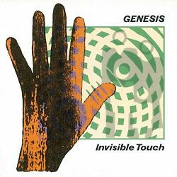Genesis Invisible Touch Vinyl .7350.