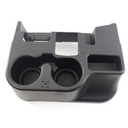 Car Center Storage Cell Phone Cup Holder For 2003-2012 Dodge Ram And 03-08 Dakota