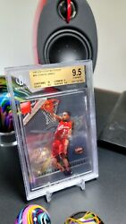 Lebron James 2003-04 Fleer Mystique /999 Rc - Bgs 9.5 With 10 Centering Awesome