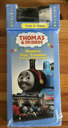 Learning Curve Thomas Train Wooden Mavis Vhs Included New