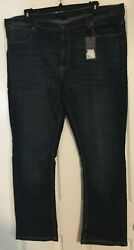 P D And C Timothy Stretch Slim Fit Denim Jeans Size 44 X 30 Nwt