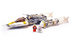 lego Star Wars 7658 Y Wing Fighter, Complete With Instructions
