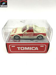 Tomy Takara Tomica Red Box Mr2 Prototype Scale1/56 Made In Japan Secondhand