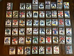 2015-16 Upper Deck Ud Hockey Nhl Young Guns -- You Select Card