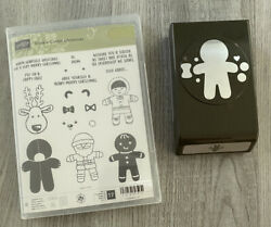 Cookie-cutter Christmas Stamp Set And Cookie-cutter Punch Stampin Up