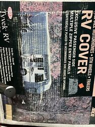 Adco Design Tyvek Rv Trailer Cover Class A Fits 37.1 To 40 Ft.