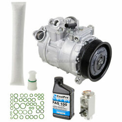 Oem Ac Compressor W/ A/c Repair Kit For Bmw 530i And M5 E60 2006 2007