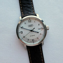 Audi Classic S Line Muhle Glashutte Made In Germany Luxury Automatic Watch