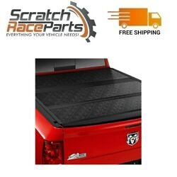 Bakflip 772427 F1 Folding 6.0' Bed Tonneau Cover For Tacoma W/ Track 2016-2019