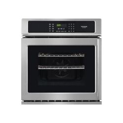 Frigidaire Fgew276spf 27 Stainless Electric Single Wall Oven Nib Hrt