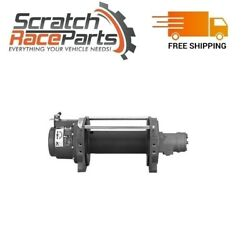 Warn For 11-16 Ford And Gmc 9000 Lbs 3.0 Cu Anti-clockwise Winch W/o Wire - 30279