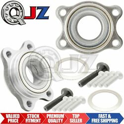 [frontqty.2] Wheel Hub Bearing Replacement Kit For Audi 2000-2004 A6 Quattro