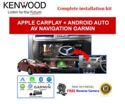 Kenwood Dnx5180s For Mazda 3 2009-2013 Bl Non-bose - Stereo Upgrade