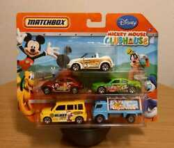 Matchbox Disney Clubhouse Minicar Set Of 2009 Rare Difficult To Obtain Mickey