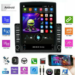 9.7''2 Din Android Car Stereo Dash Parts Gps Wifi Touch Screen Fm Player 9.1 Usa