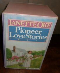 Janette Oke Love Comes Softly/pioneer Love Stories Softcover Books 1-8