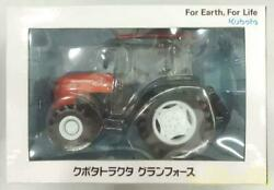 Kyosho Kbota Tractor Grand Force Ft25 4548565247073