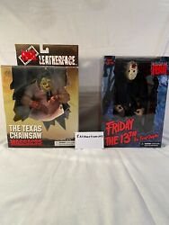 Rare Mezco Cinema Of Fear Friday The 13th The Final Chapter Jason Voorhees And Lea