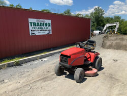 2003 Simplicity Landlord Lawn And Garden Tractor W/ 48 Mower Deck Cheap