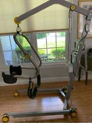 Electric Power Hoyer Lift Transfer Equipment For Disabled / Handicapped Person