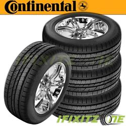 4 Continental Crosscontact Lx Sport All-season Suv Cuv A/s 275/45r21 107h Tyre