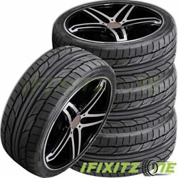4 Nitto Nt555 G2 Superior Traction Ultra High Performance 255/40zr19 100w Tires